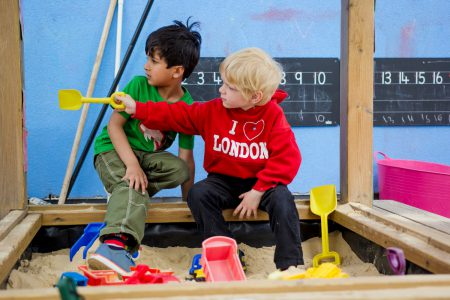 rhodes-avenue-photo-reception-boys-playing-in-sandpit