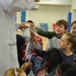 Science Day at Rhodes Avenue