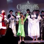 Christmas Carol Show Photos